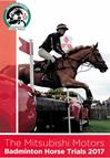 The Mitsubishi Motors Badminton Horse Trials 2017